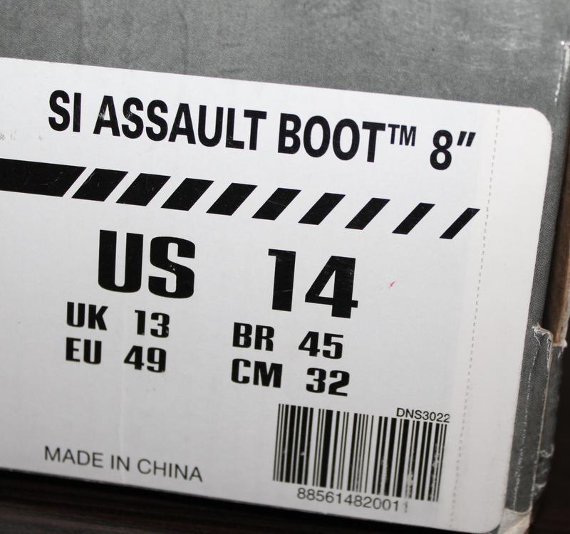 Oakley оригинальные тактические ботинки 48-49 размер. - Фото 6