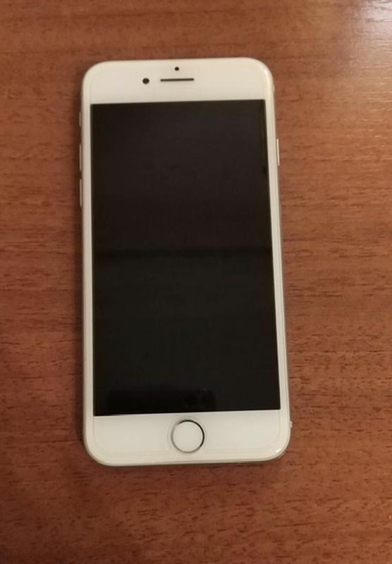 iPhone 8, Silver