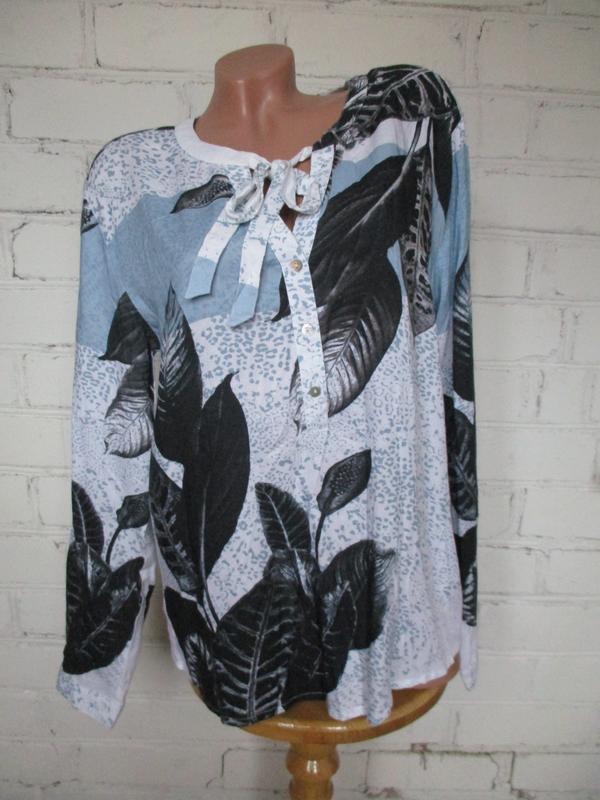Блуза/рубашка вискозная/вискоза/l-xl