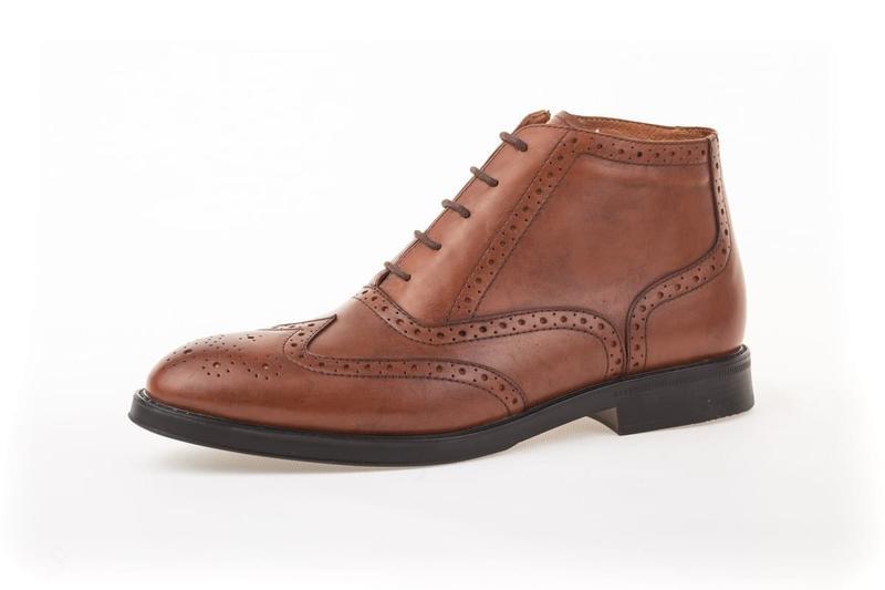Ботинки мужские SAV 626-1 (коричневый) - Фото 2