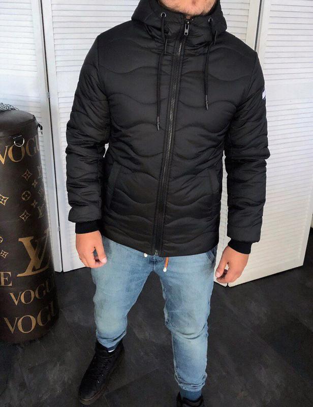 Мужская зимняя куртка, всё размеры!! - Фото 4