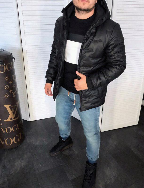 Мужская зимняя куртка, всё размеры!! - Фото 8