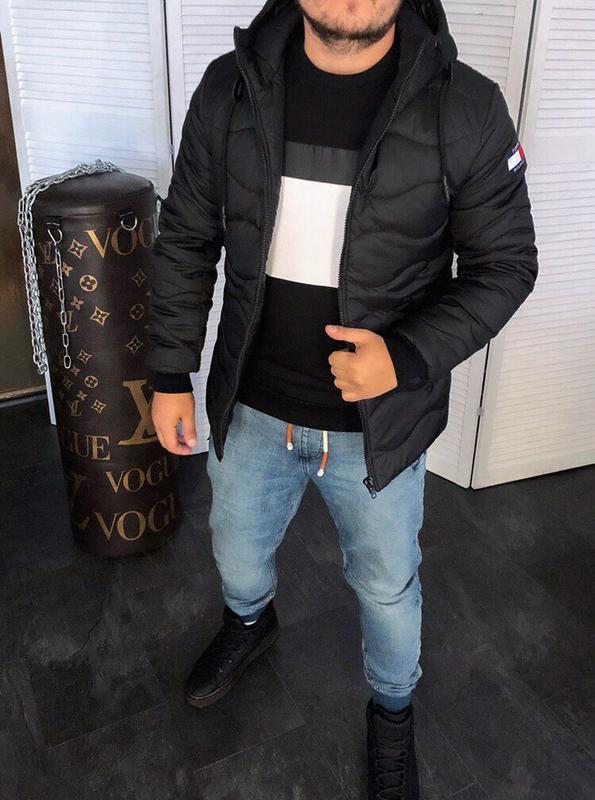 Мужская зимняя куртка, всё размеры!!
