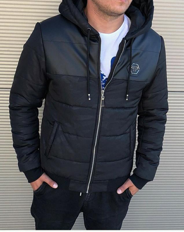 Мужская зимняя куртка, всё размеры!!!! - Фото 3