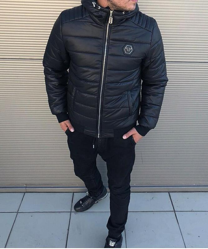 Мужская зимняя куртка, всё размеры!!!! - Фото 4