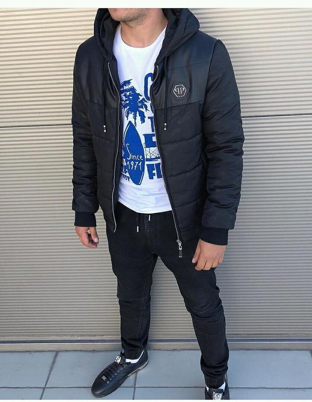 Мужская зимняя куртка, всё размеры!!!! - Фото 2
