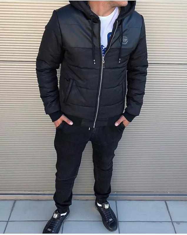 Мужская зимняя куртка, всё размеры!!!!