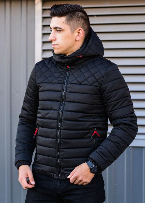 Мужская зимняя куртка, всё размеры!!!! - Фото 7