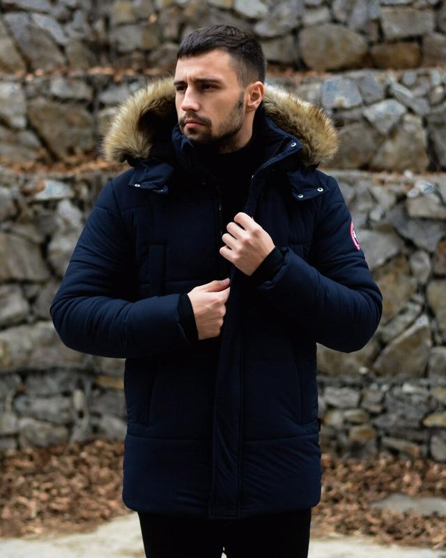 Мужская зимняя куртка до -27 , всё размеры!!! - Фото 3