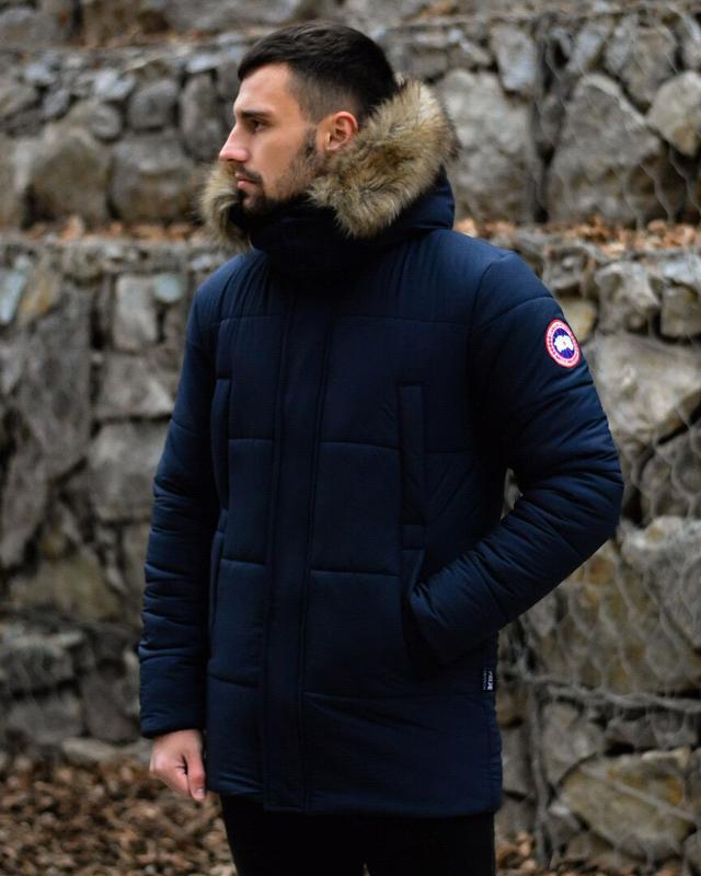 Мужская зимняя куртка до -27 , всё размеры!!! - Фото 2