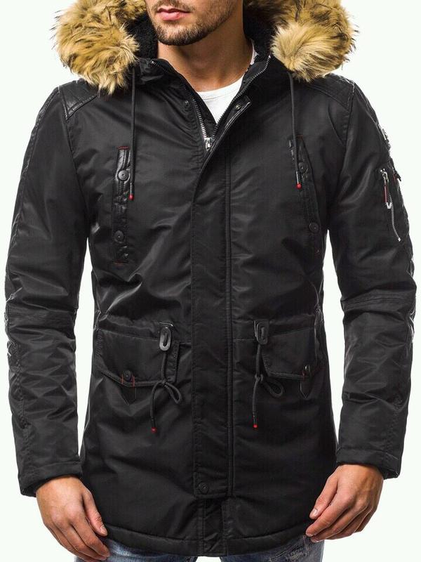 Мужская зимняя куртка до -15, всё размеры!!! - Фото 3