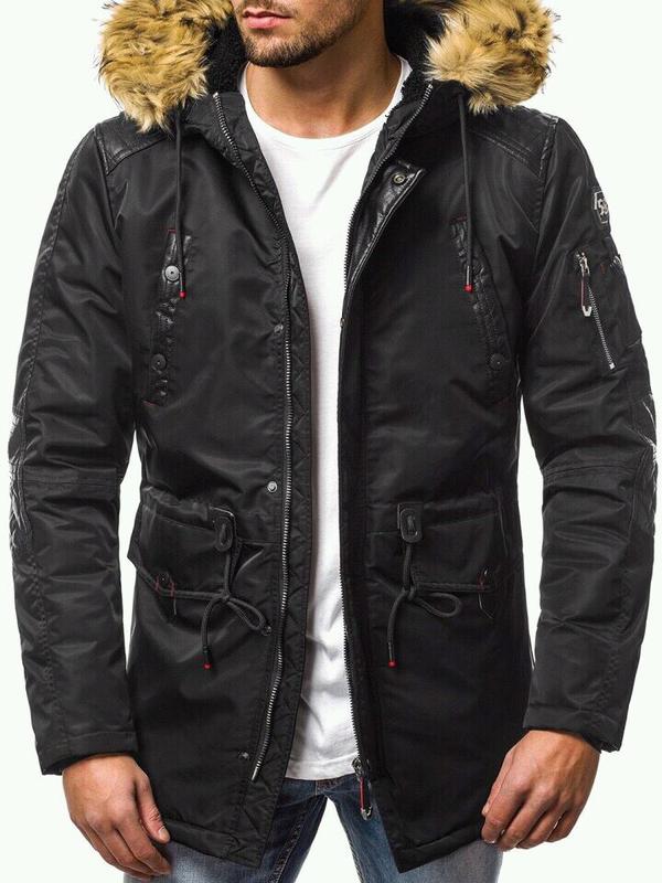 Мужская зимняя куртка до -15, всё размеры!!!
