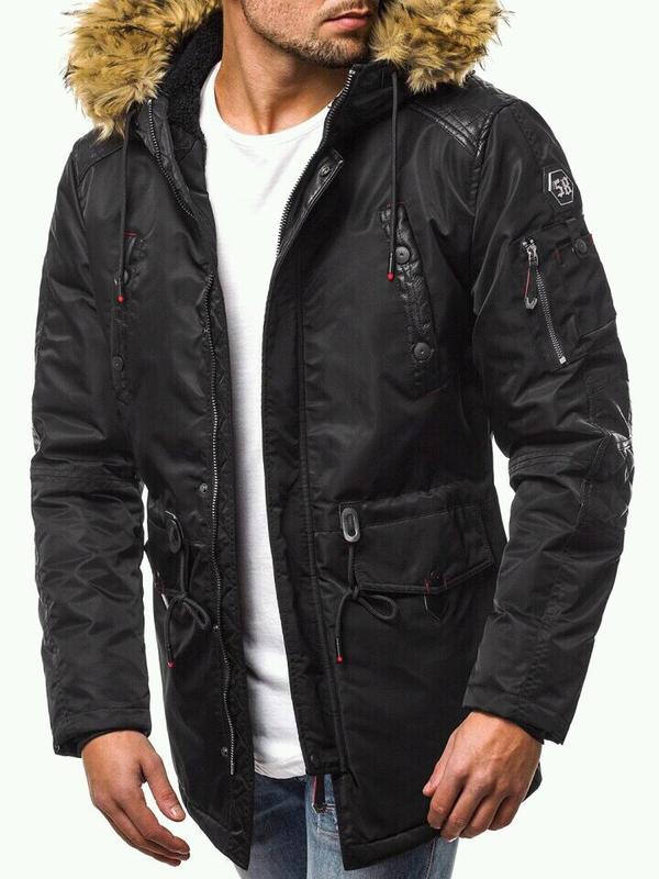Мужская зимняя куртка до -15, всё размеры!!! - Фото 2