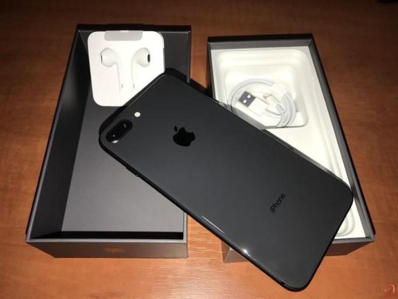 Новый Iphone 8 plus 64 gb space gray - Фото 2
