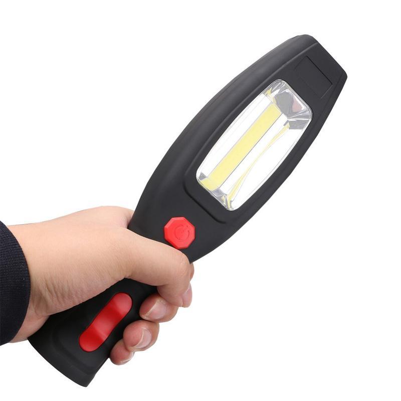 Фонарик YL 813 аварийный фонарь для авто с магнитом и крючком ...