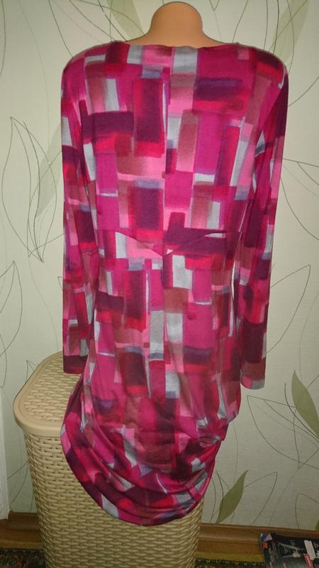 Шикарное платье на шикарную фигуру - Фото 2