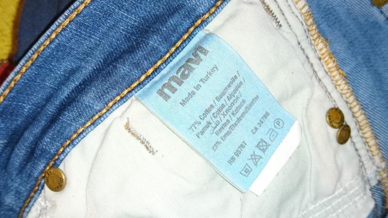 Турецкие джинсы mavi - Фото 5
