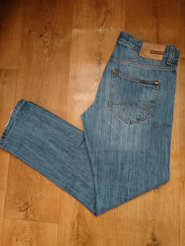 Фирменые джинсы мужские mustang