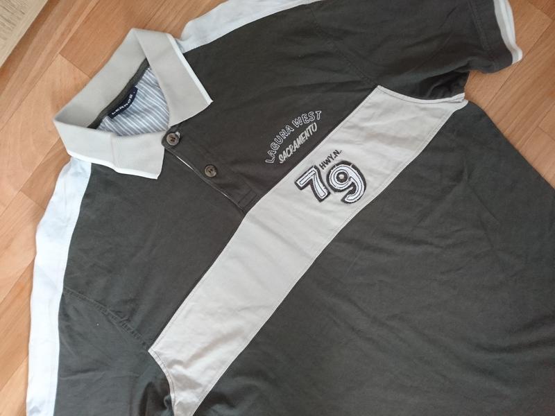 Мужская футболка lerros - Фото 2