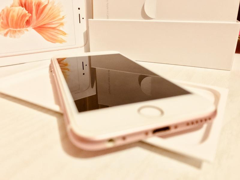 IPhone 6s (32GB) Rose Gold - Фото 2