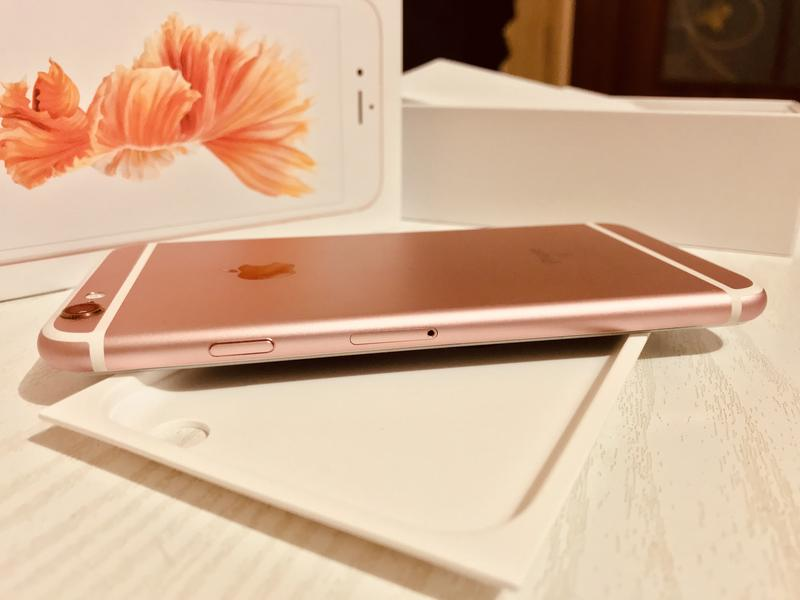 IPhone 6s (32GB) Rose Gold - Фото 3