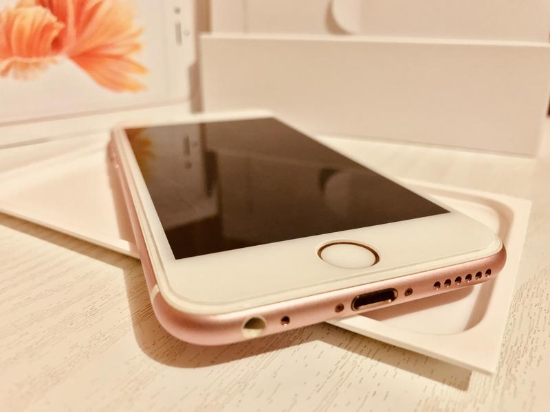 IPhone 6s (32GB) Rose Gold - Фото 7