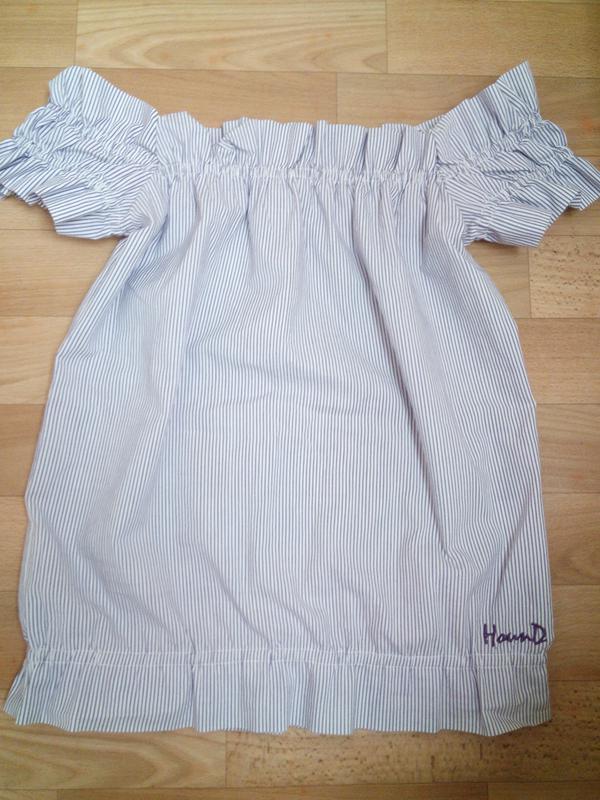 Стильная блуза, футболка-трендовая