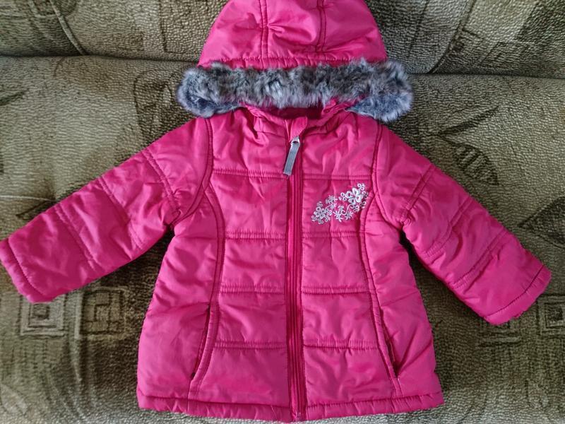 Курточка на девочку joy
