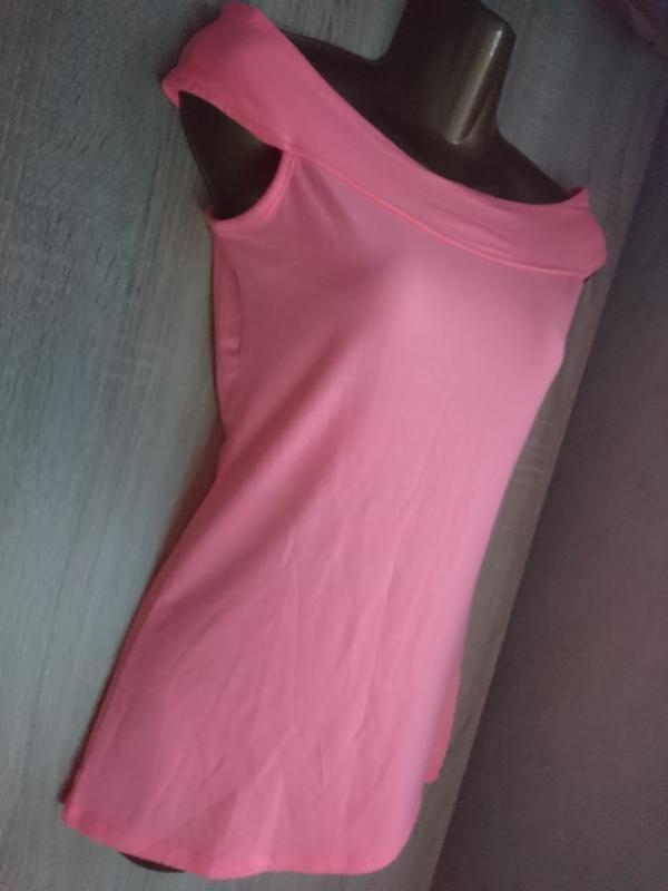 В наличии турецкая яркая футболочка с открытыми плечами jane n... - Фото 4