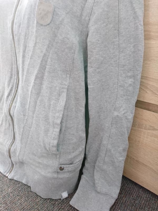 Женская кофта на молнии. олимпийка - Фото 5
