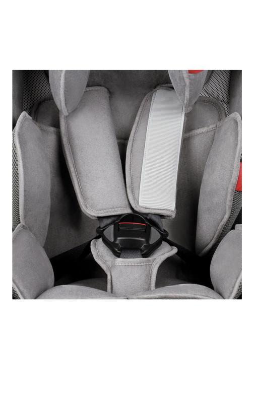 Детское автокресло Heyner Capsula Multifix Ergo 3D Koala Grey - Фото 3