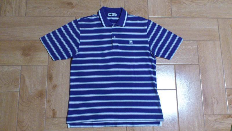 Поло футболка тенниска polo t-shirt fila