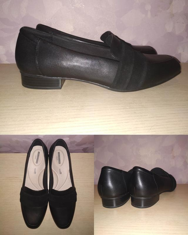 Лоферы 43 р туфли кожаные
