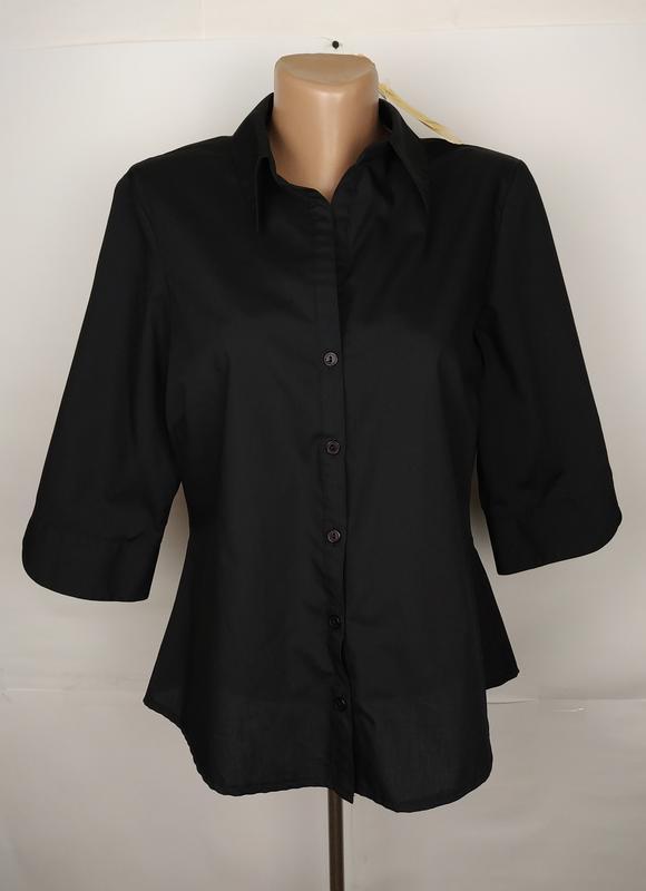 Блуза новая базовая шикарная dorothy perkins uk 12/40/m