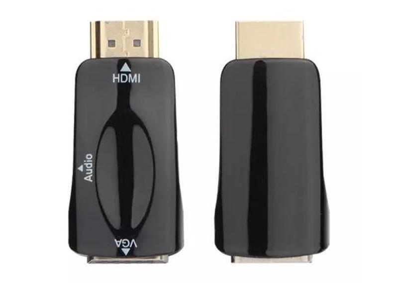 Переходник, , эмулятор монитора HDMI -> VGA - Фото 2