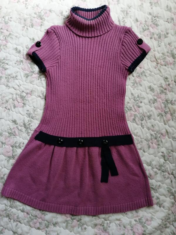 Платье плаття туника свитер для девочки.