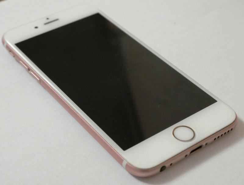 IPhone 6s 128 Gb Rose gold - Фото 2