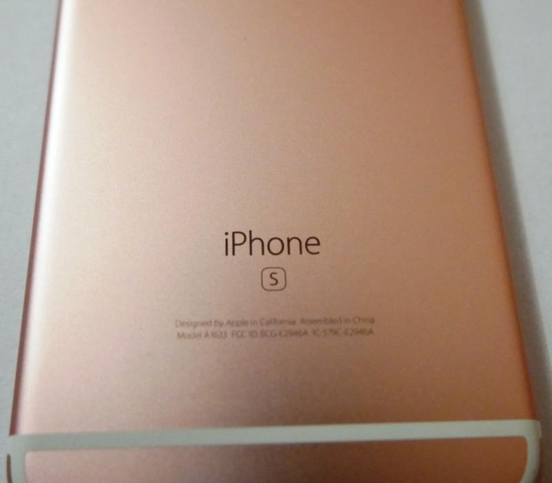 IPhone 6s 128 Gb Rose gold - Фото 3