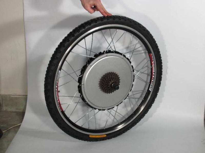 Электровелосипед, мотор-колесо для велосипеда 48-60V 1000W