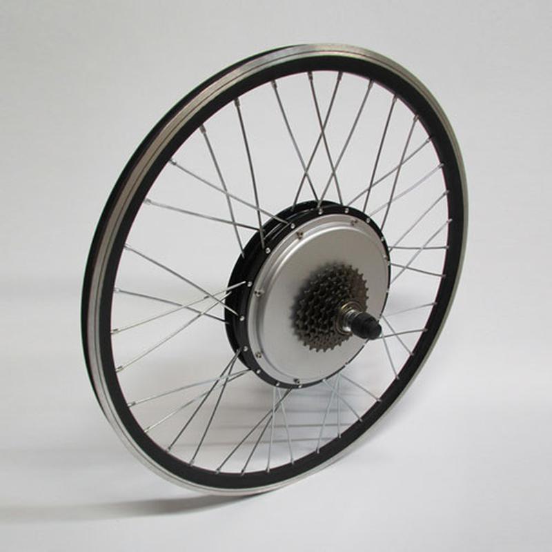 Электровелосипед, мотор-колесо для велосипеда 48V 800W