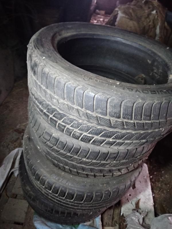 Michelin 225 50 R17 зимние шины из Германии