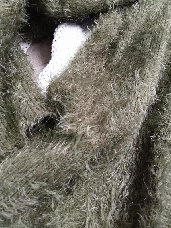Кардиган травка - Фото 3