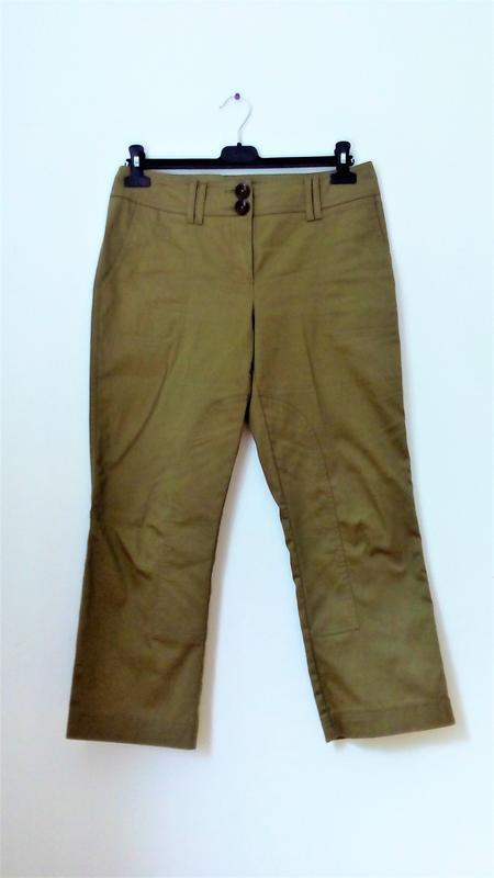 Укороченные брюки, тренд! etam