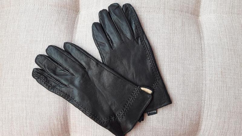 Кожаные перчатки большого размера paihong
