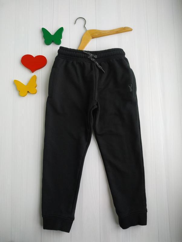 7 лет, спортивные штаны с начесом,next
