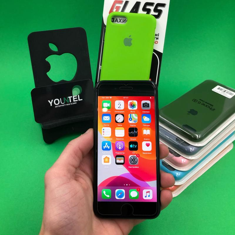 Apple IPhone 7 Black/Jet Black 32/128/256gb