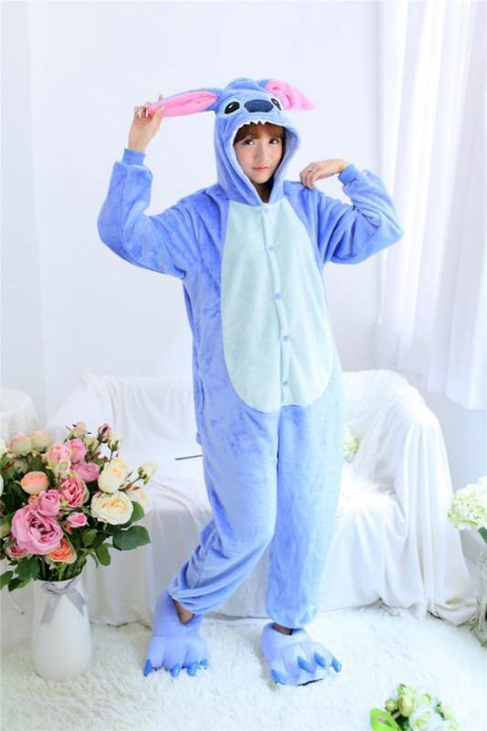 Пижама кигуруми «стич»
