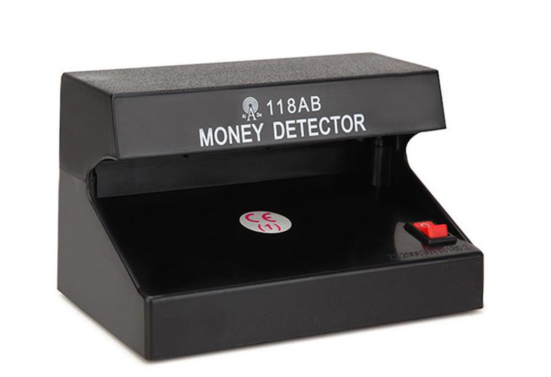 Детектор Для Проверки Валют Ультрафиолетовый 118 AC-220v