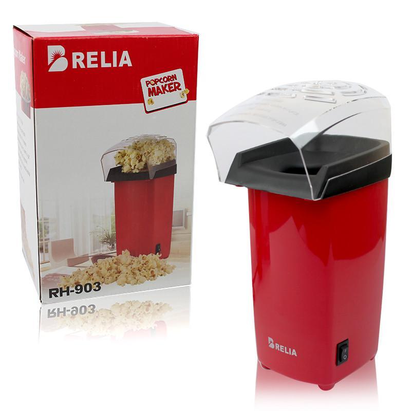 Аппарат для приготовления попкорна 1200Вт Relia Popcorn Maker