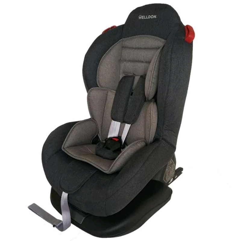 Автокресло Welldon Smart Sport Isofix